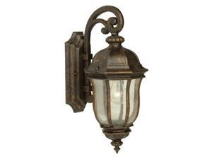 Craftmade Z3324-112 Harper Traditional Outdoor Wall Sconce in Peruvian Bronze
