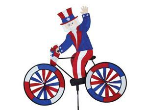 Premier Designs PD25997 Uncle Sam Bicycle Spinner
