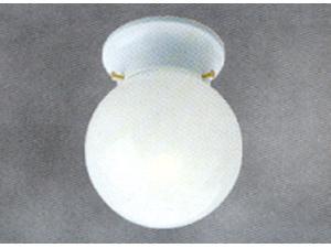 Westinghouse Lighting 8557100 Gloss White Machine Blown Glass Globe Shade - Pack of 6