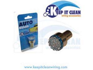Keep It Clean 1156LEDB Super Bright Blue 1156 Led 12v Bulb