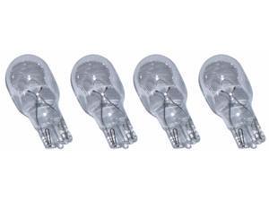 Northern International GL22644PK4 4 Count 4 Watt Wedge Bulbs