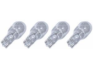 Northern International GL22647PK4 4 Count 7 Watt Wedge Bulbs