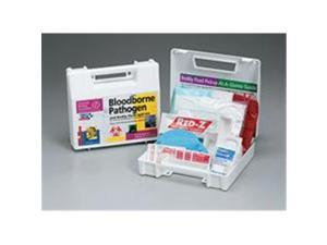 First Aid Only 214-U-FAO 23 Piece Bodily Fluid Spill Kit