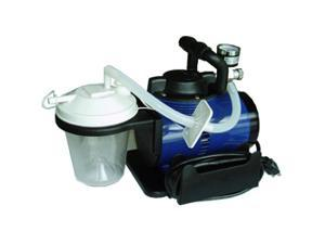 Roscoe Medical ROS-COMP Roscoe Medical Heavy-Duty Aspirator, Blue-Black