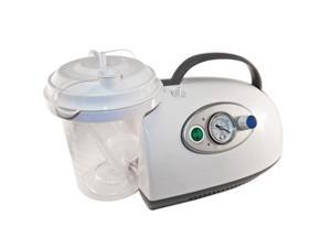 Roscoe Medical 50004 Roscoe Medical Portable Suction Machine, White