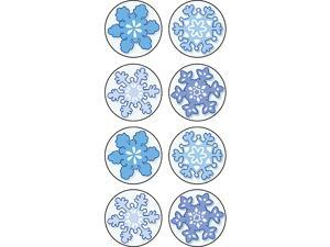 Teacher Created Resources 5770 Winter Mini Stickers