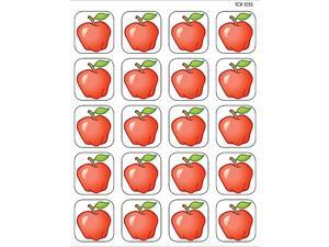 Teacher Created Resources 1252 Apples Stickers
