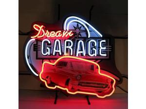 Neonetics 5DG57C DREAM GARAGE 57 CHEVY NEON SIGN