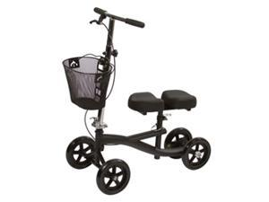 Roscoe Medical ROS-KSB Knee Scooter, Black