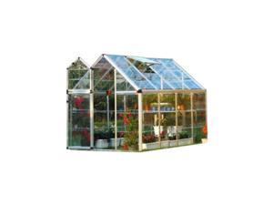 Palram HG6008 Snap and Grow 6 ft. x 8 ft. Greenhouse