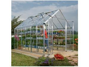 Palram HG8012 Snap and Grow 8 ft. x 12 ft. Greenhouse