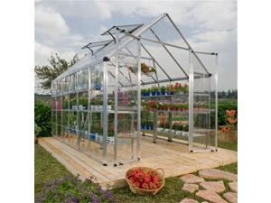 Palram HG8020 Snap and Grow 8 ft. x 20 ft. Greenhouse