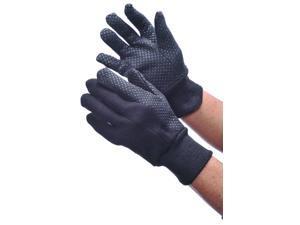 Bulk Buys Mens Brown Jersey Gloves - Case of 300