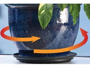Plantstand 41610 16 in. Black Down Under Plant Turner