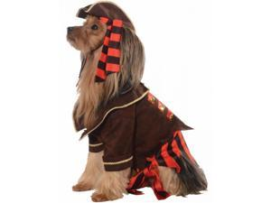 Costumes for all Occasions RU887811SM Pet Costume Pirate Boy Sm