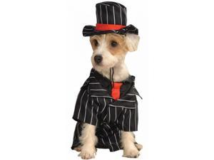 Costumes for all Occasions RU887826SM Pet Costume Mob Dog Small