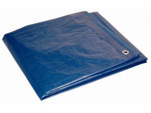 Foremost Tarp 00057 5 ft. X 7 ft. Blue Dry Top Polyethylene Tarpaulin