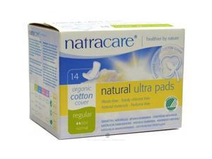 Natracare 57141 Ultra Pads With Wings