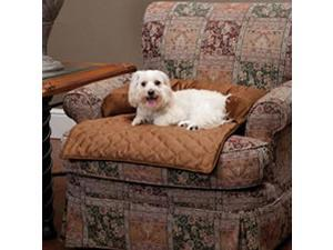 Solvit Products 62373 Chair Full-coverage Protector - Cocoa
