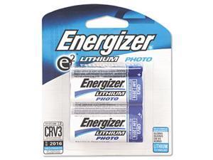 Energizer ELCRV3BP2 Li-Ion 3V Photo Battery