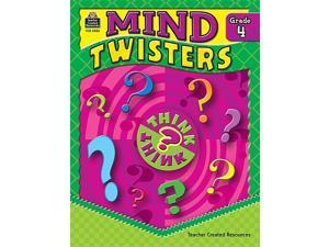 Teacher Created Resources 3984 Mind Twisters Grade 4