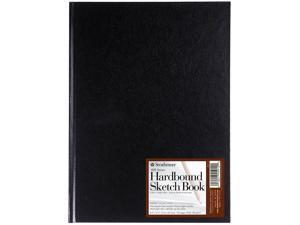 Strathmore ST297-14 11 in. x 14 in. 400 Series Hardbound Sketch Book - Pack of 6