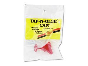 Chenille Kraft 43126 Tap n Glue Dispenser Cap with Spring-Loaded Stopper