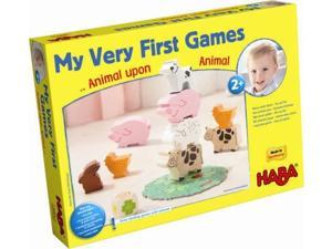 Haba USA 4778 My Very First Games - Animal Upon Animal - Pack of 2