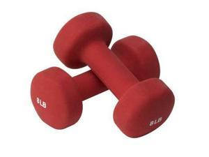 Valeo 8 Lbs Hand Weights