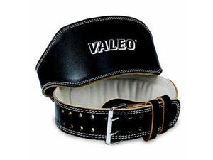 Valeo 6 in. Blk Leather Blt Sm