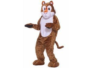 Forum Novelties 214479 Tiger Deluxe Mascot Adult Costume - Orange - Standard