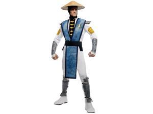 Rubies Costumes 216829 Mortal Kombat Raiden Adult Costume Brown X-Large