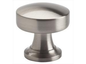 Atlas Homewares 325-BRN Browning 1.18 in. Round Knob - Brushed Nickel