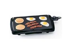 National Presto Industries 07047 Cool Touch Electric Griddle