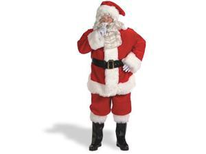 Halco 1736 Professional Santa Suit 42-48 Costume Size One-Size