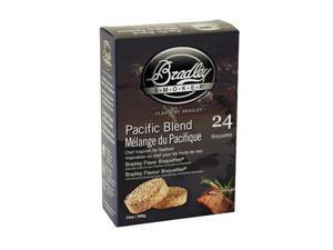 Bradley Technologies BTPB24 Pacific Blend Bisquettes 24 pack