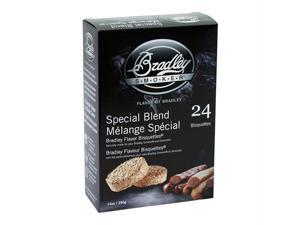 Bradley Technologies BTSB24 Special Blend Bisquettes 24 Pack
