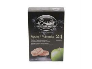 Bradley Technologies BTAP24 Apple Bisquettes 24 Pack