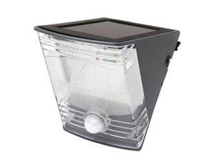 Coleman Cable L954 Led Motion Solar Wall Post Lt