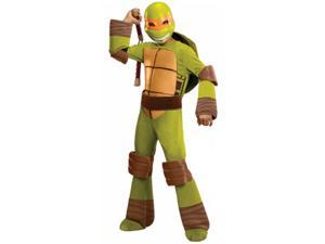 Costumes for all Occasions RU886763LG Tmnt Michelangelo Child Lg