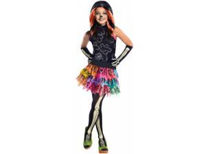Costumes for all Occasions RU886700SM Mh Skelita Calaveras Child Sm