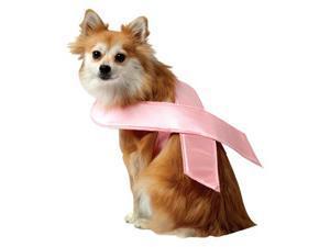 Rasta Imposta 5213-XXL Pink Ribbon Dog Costume XXLarg - Pink