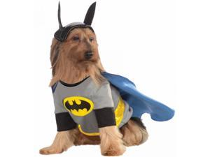 Costumes for all Occasions RU887835SM Pet Costume Batman Small