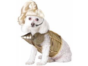 Costumes for all Occasions CC20110LG Pet Pop Queen Large