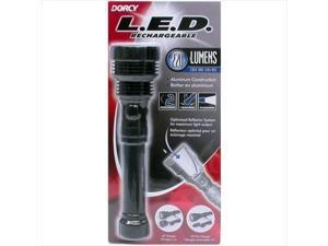 Dorcy 414299 220 Lumen K2 LED Flashlight with Charger
