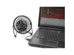 Princess International RF-0410 USB Retro Fan - Black