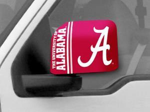 Fanmats 12043 COL - 6 in. x9 in.  - University of Alabama Large Mirror Cover
