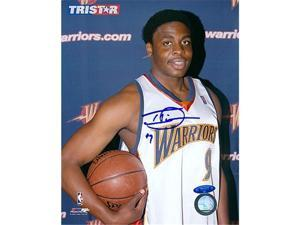 Tristar Productions I0007930 Ike Diogu Autographed Golden State Warriors 8x10 Photo