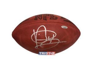Tristar Productions I0011462 Vince Young Autographed Official Nfl Football