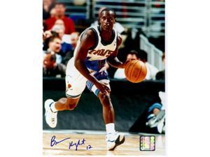 Tristar Productions I0000431 Brevin Knight Autographed Cleveland Cavaliers 8x10 Photo